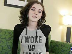 Stunning Grooby Girl Sasha Skyes
