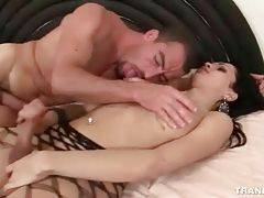 Lovely She-Male Gets Deeply Drilled 2