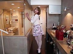 Yume Masuda Fox in Fur